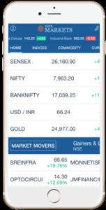 IIFL Markets trading App