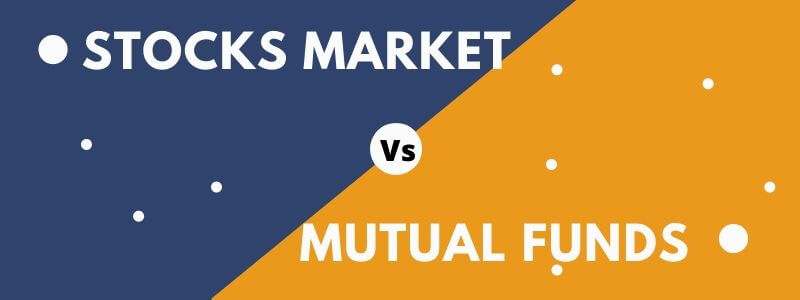 Difference between Stocks and Mutual Funds