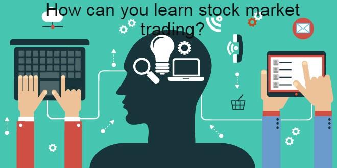 learn stock market trading?