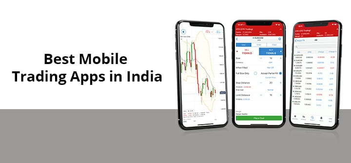 Best Mobile Trading Apps in India 2020