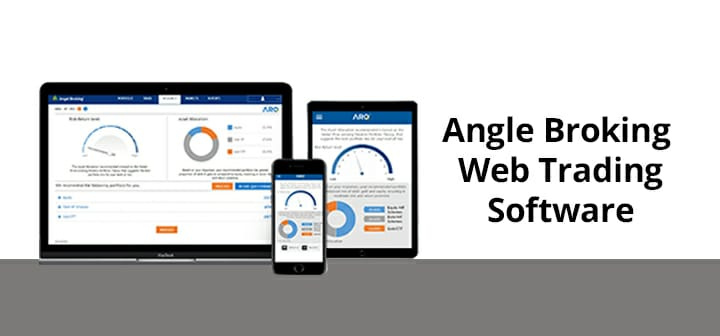 Angel Broking Web Trading Software Review